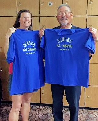 Kris O'Bryan & Kenneth Kobayashi BVL Tshirts